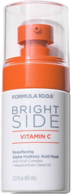 Formula 10.0.6 Bright Side Vitamin C Resurfacing Alpha Hydroxy Acid Mask