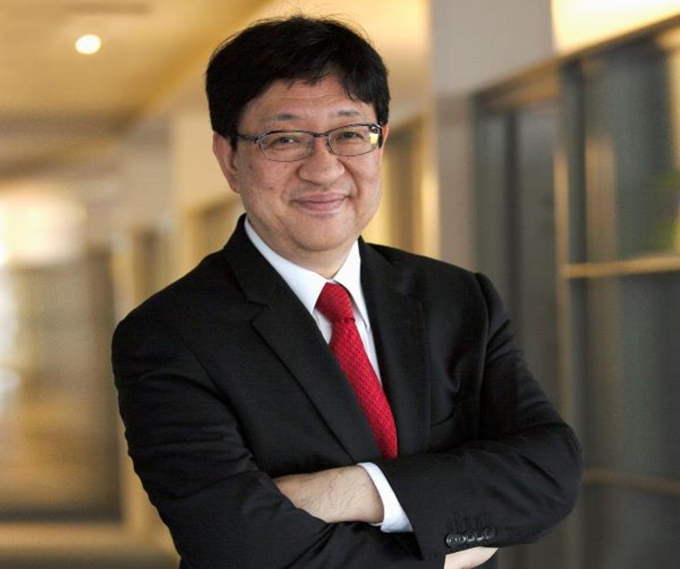Kitano Hiroaki, president and CEO of Sony Computer Science Laboratories