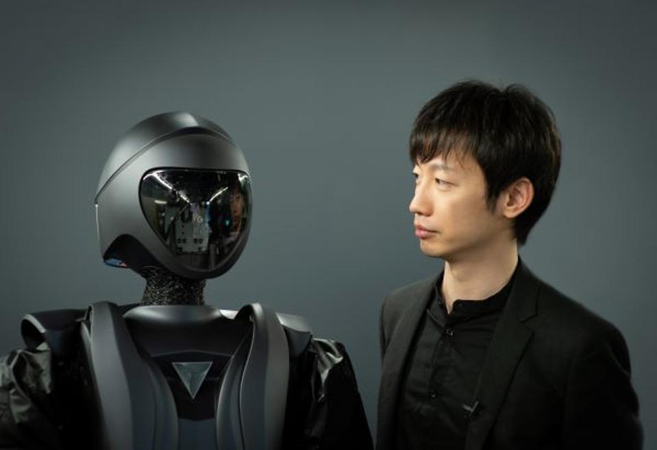 Kasuya Masahiro, CEO of startup MELTIN