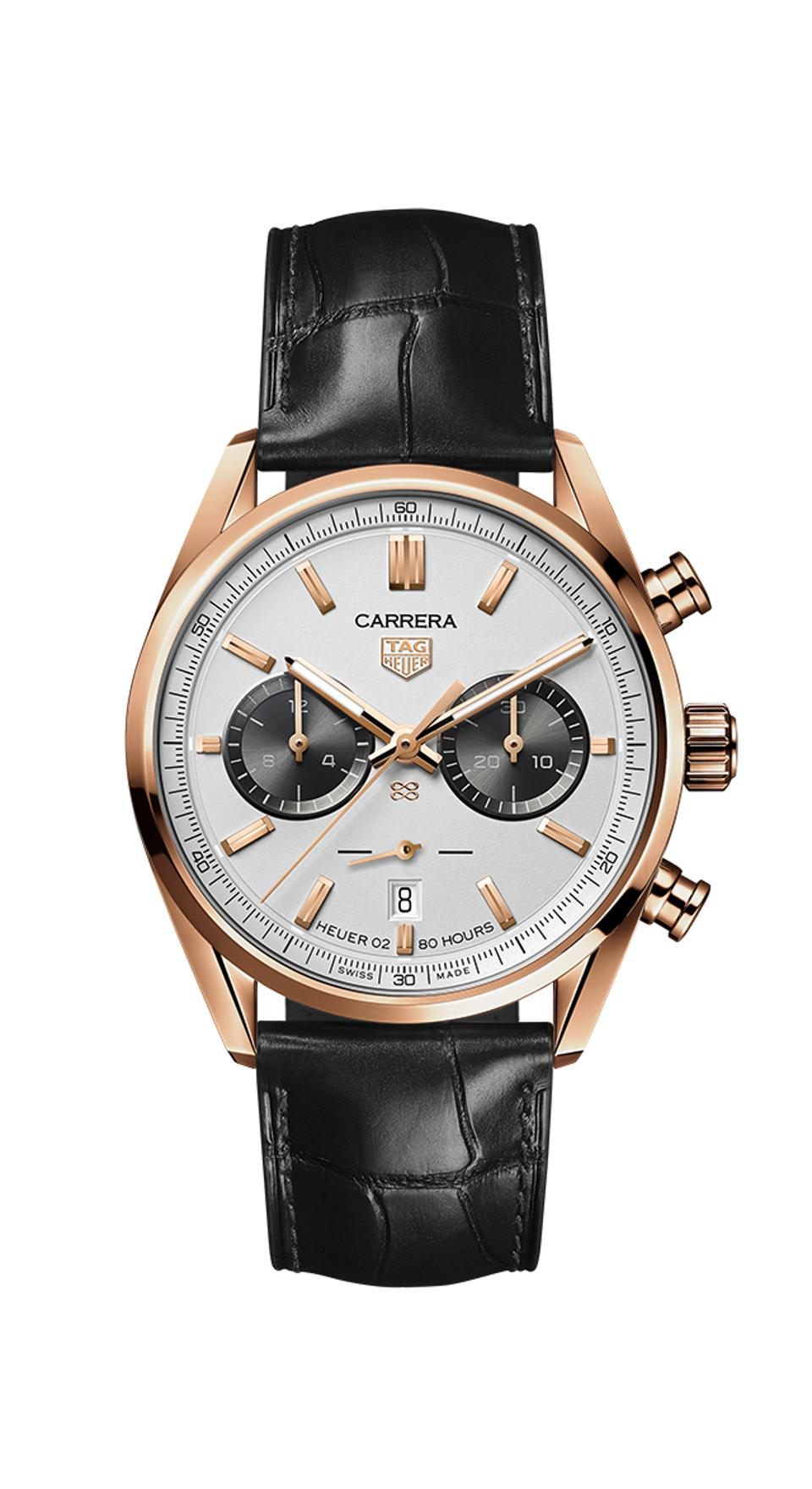 TAG Heuer Carrera for Jack Heuer's 88th birthday.