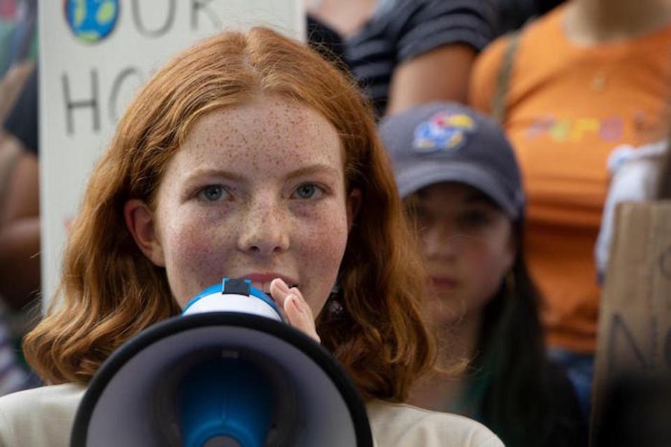 Youth actvists around the world are pressuring governments to make the policy changes urgently needed to fight climate change.