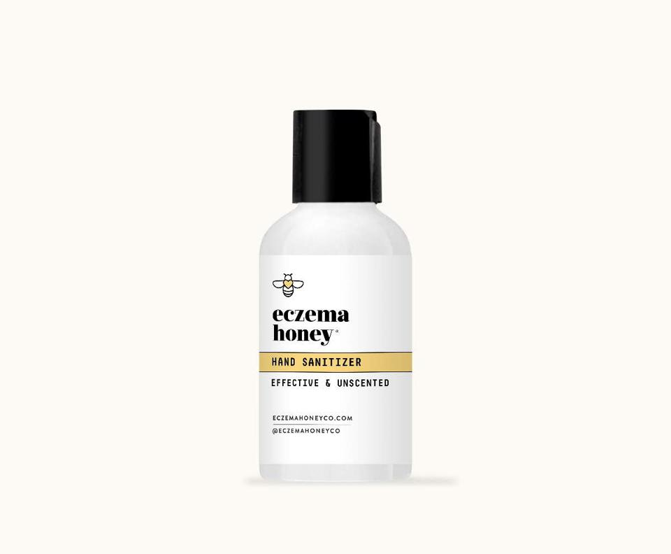Eczema Honey Hand Sanitizer