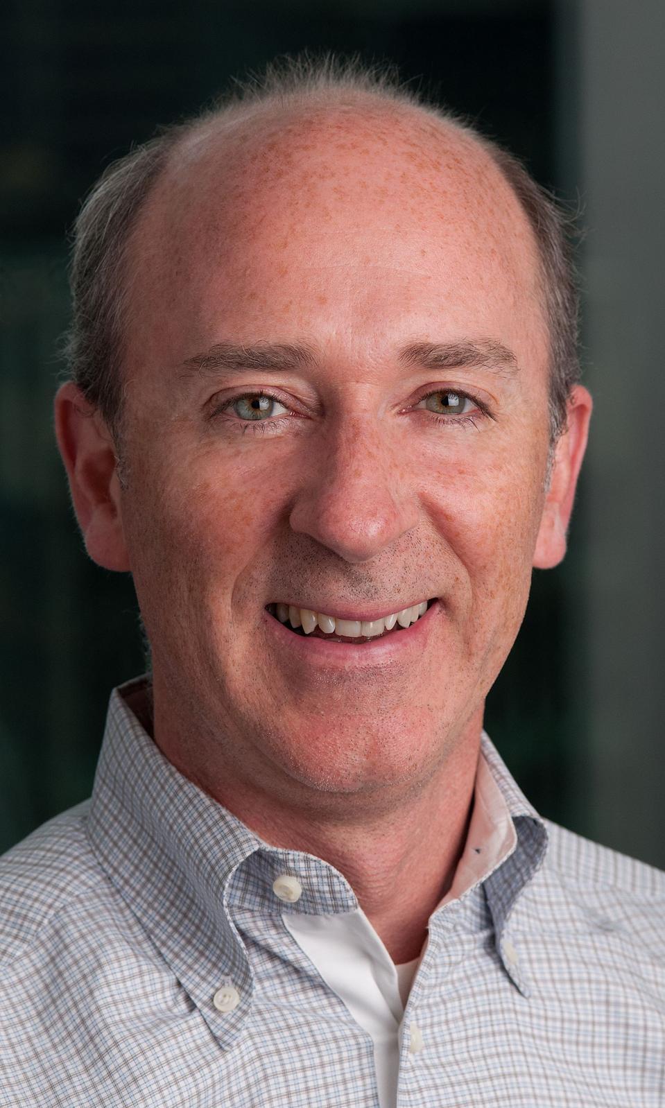 Head shot, Brendan Burns, CEO of See.me