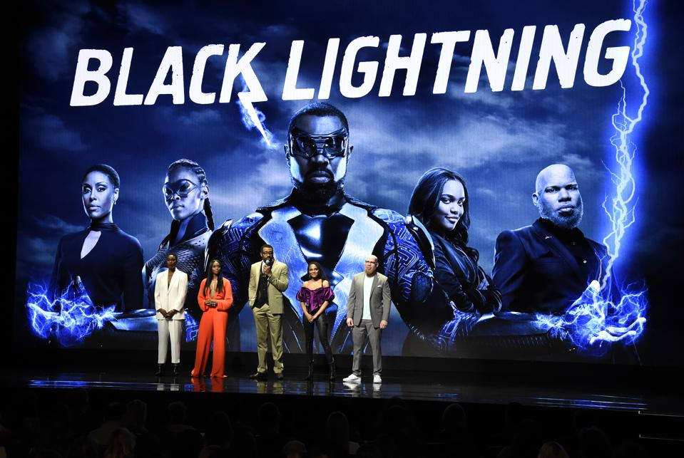 The CW Network's 2018 Upfront - Presentation