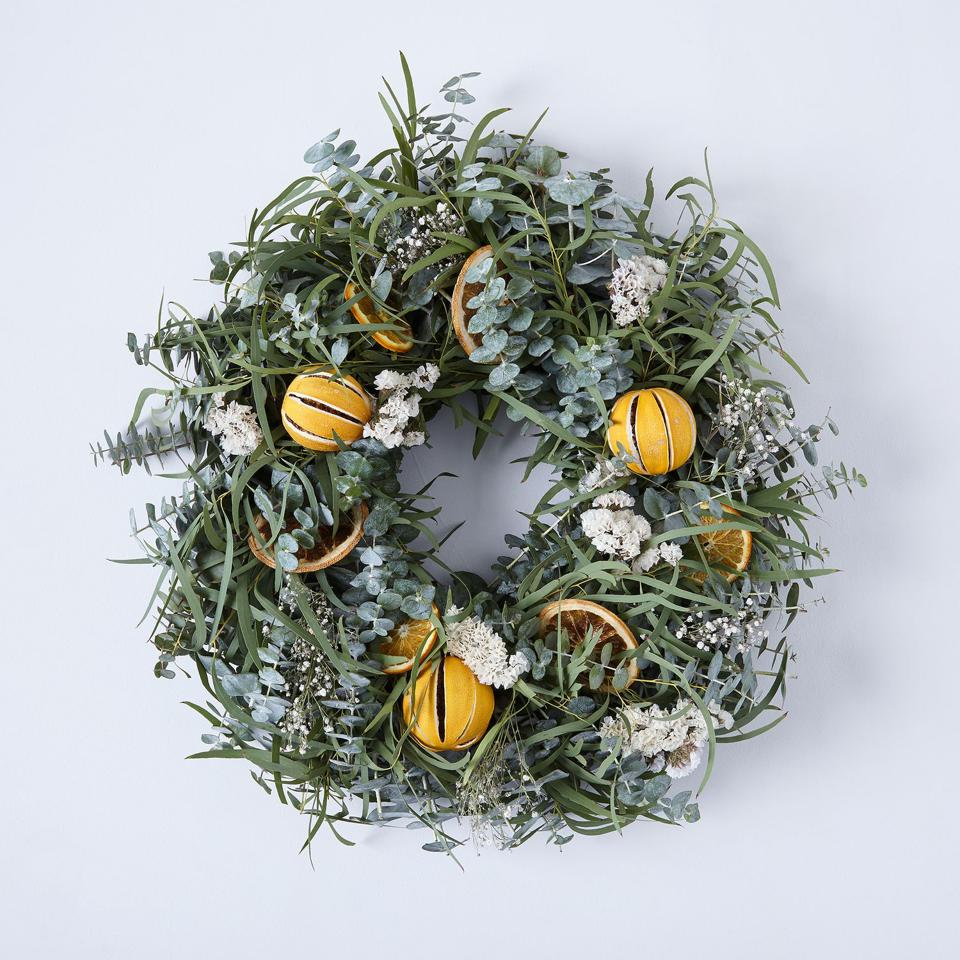 Citrus Wreath Food52