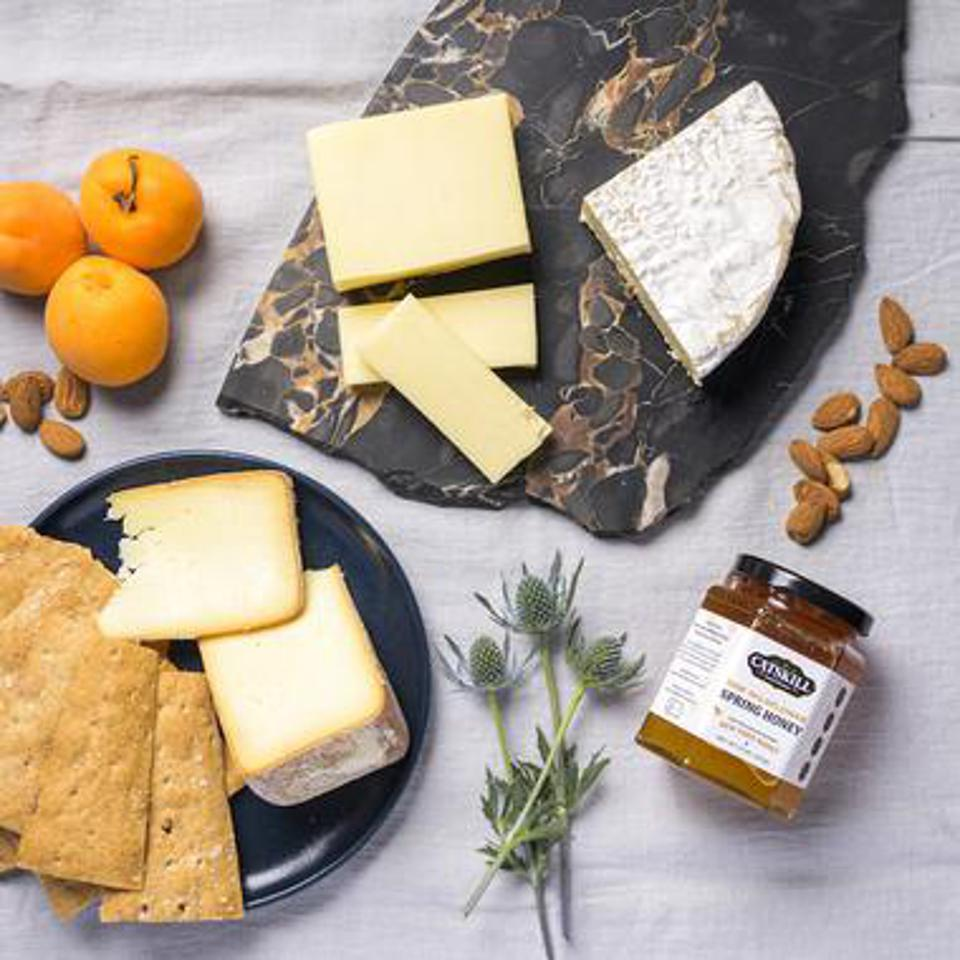 Cheeses from New York State
