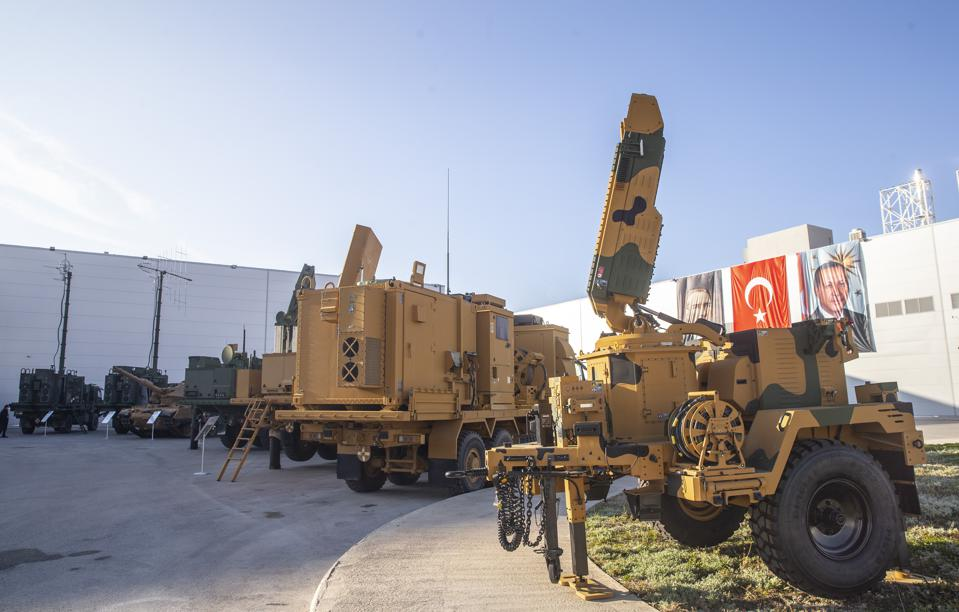 Inauguration ceremony of new facility of Turkish defense giant Aselsan in Ankara