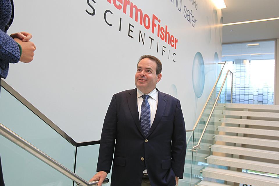 Thermo Fisher Scientific CEO Marc Casper