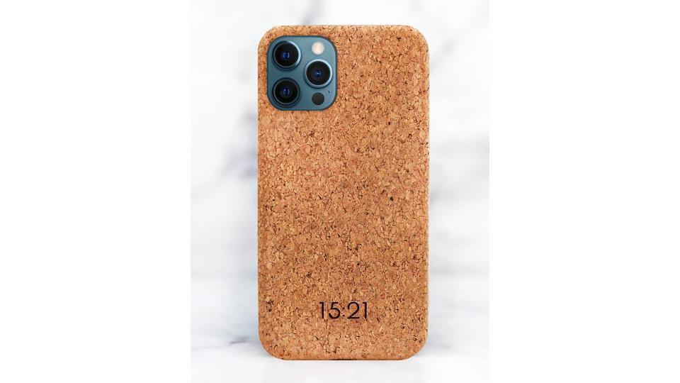 Cork iPhone 12 Pro Max case