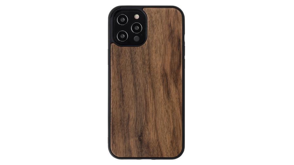 wood-backed iPhone case