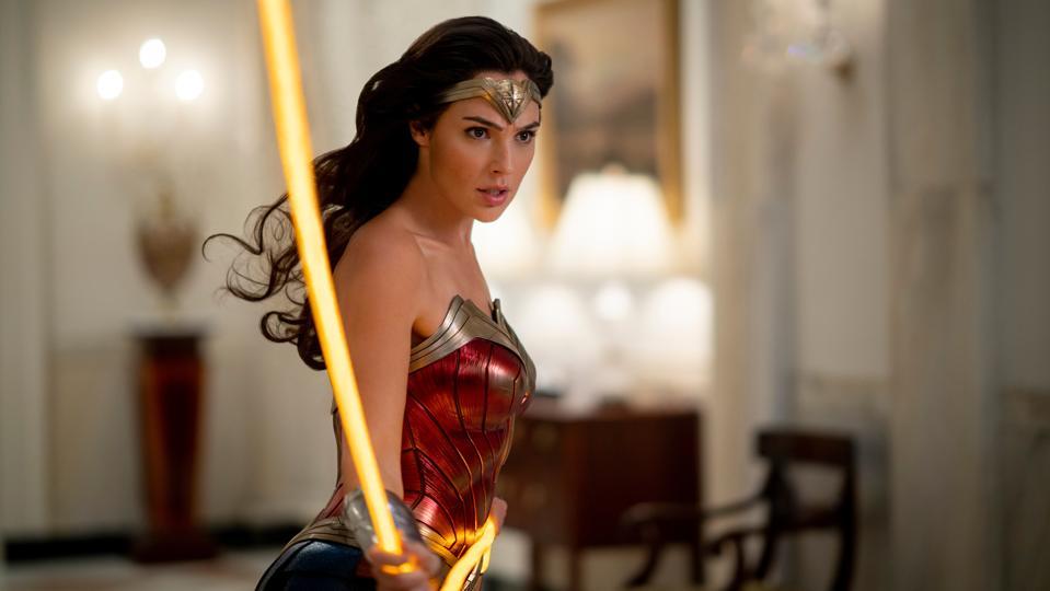 Gal Gadot in 'Wonder Woman 1984'