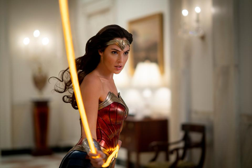 Gal Gadot in 'Wonder Woman 1984'
