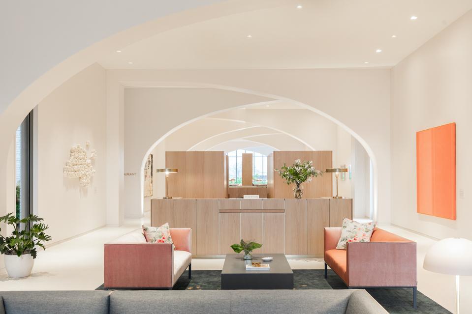 Quirk Charlottesville boutique design hotel Albemarle County luxury lodging