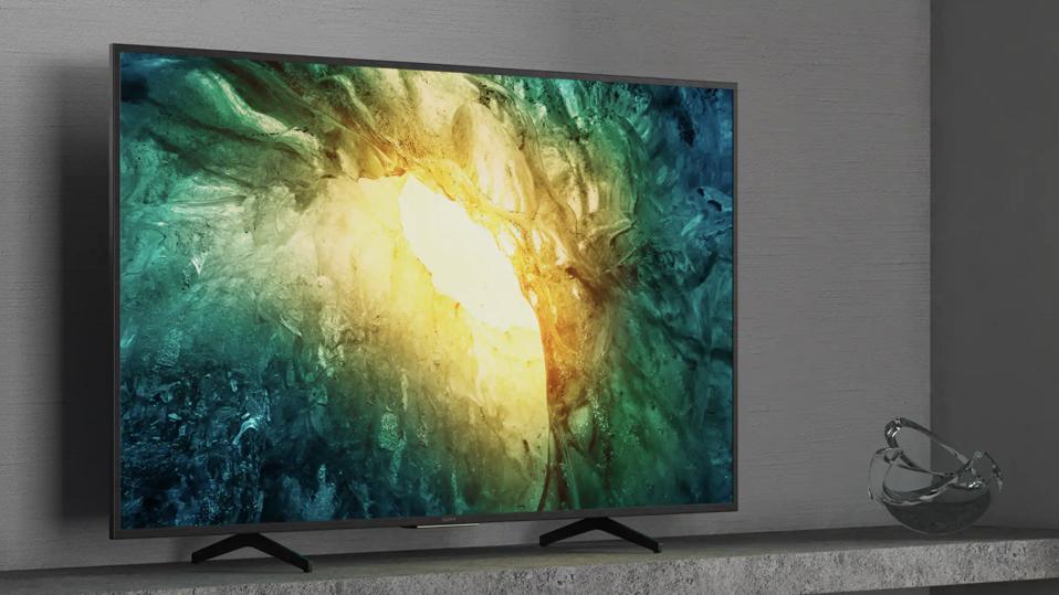 Amazon Black Friday deals Sony X750H 75-inch 4K Ultra HD LED TV 2020 Model
