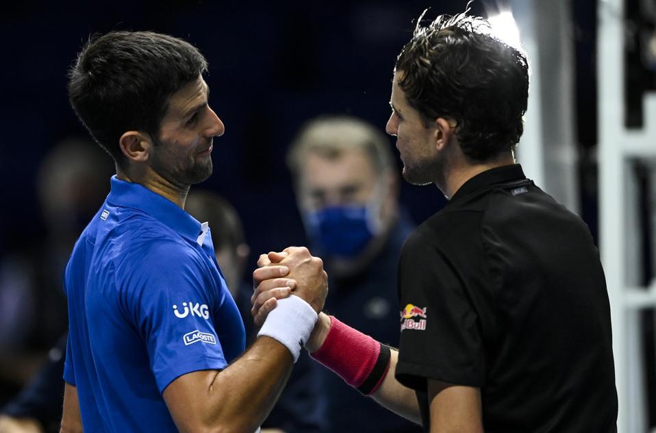 Nitto ATP World Tour Finals - Day Seven
