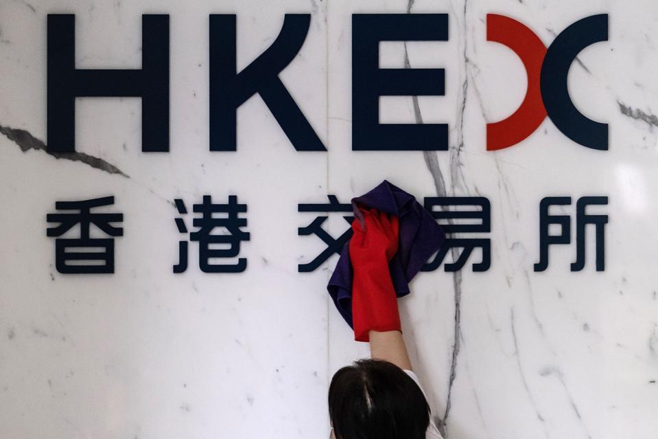 Hong Kong Exchanges & Clearing Ltd. Rides Trading