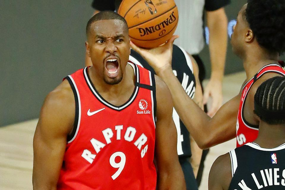 Toronto Raptors v Brooklyn Nets - Game Three