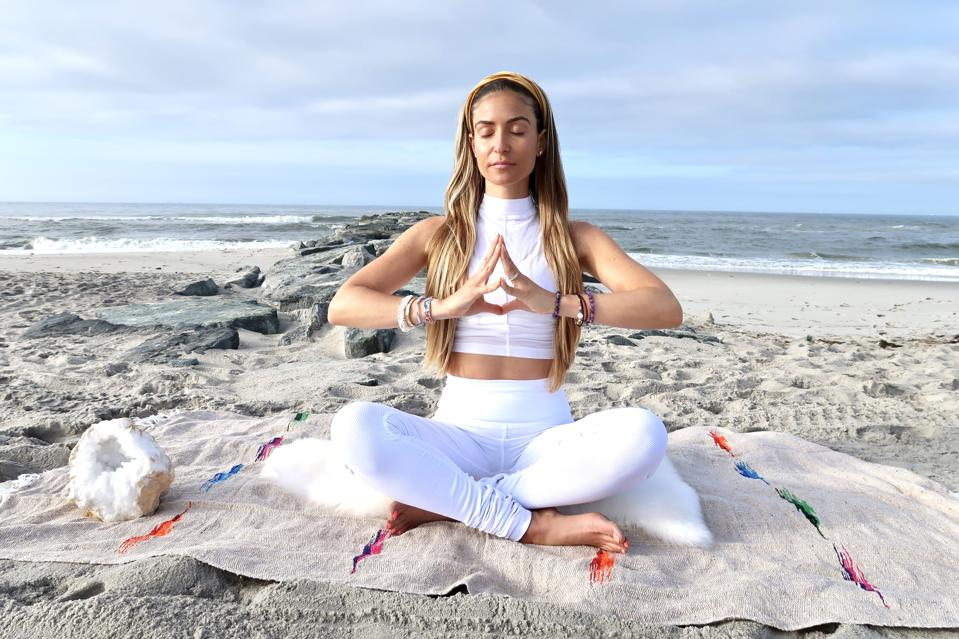 Personalized, one-on-one breath work and Kundalini meditation sessions at EVOLVE BY ERIKA