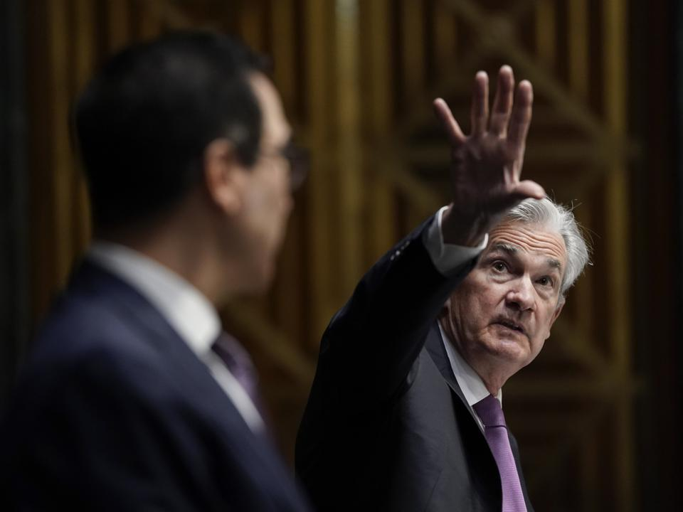 Mnuchin and Powell Face-Off over funds.