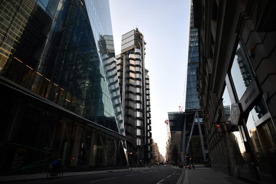 The International Group of P&I Clubs is located on Leadenhall Street opposite Lloyds of London, the center of the global shipping insurance market