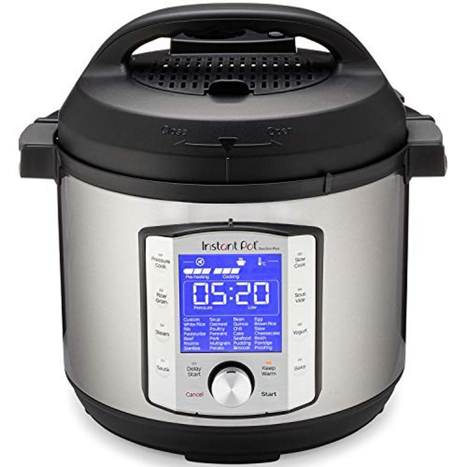 Instant Pot Duo Evo Plus Pressure Cooker 9 in 1