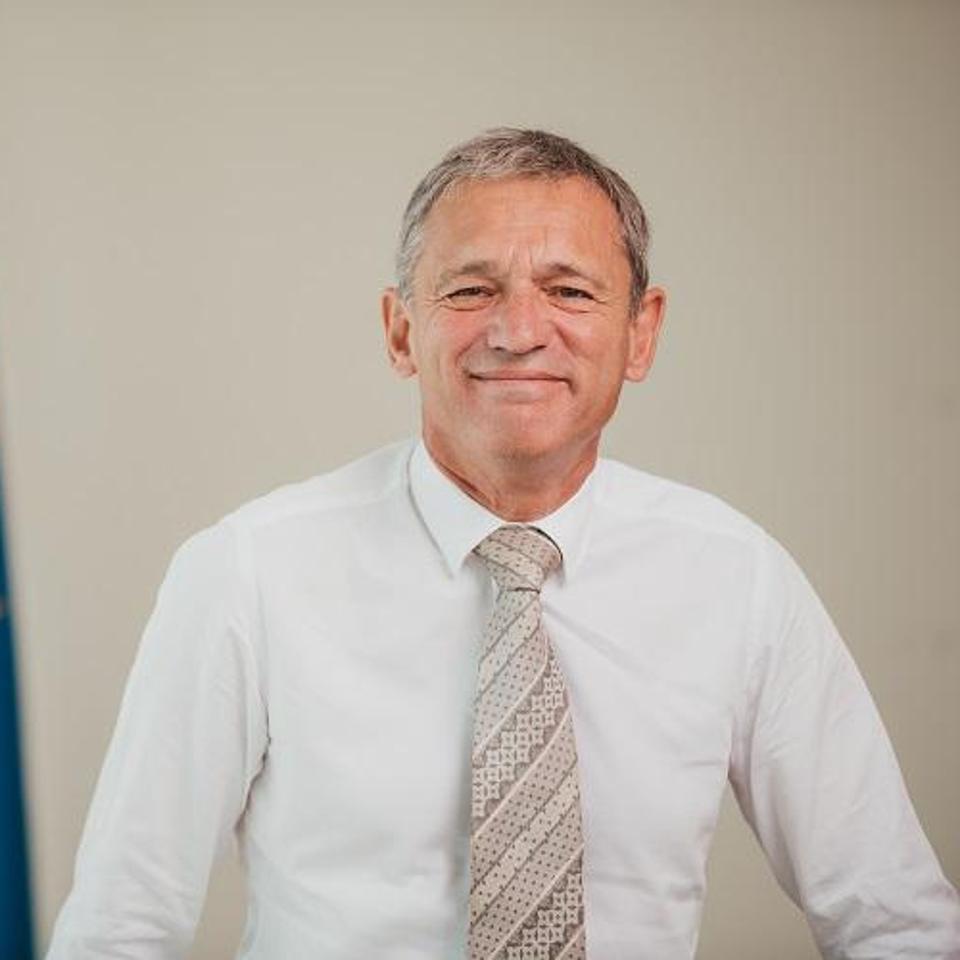 Head of EU delegation to Mauritius and Seychelles, Ambassador Vincent Degert