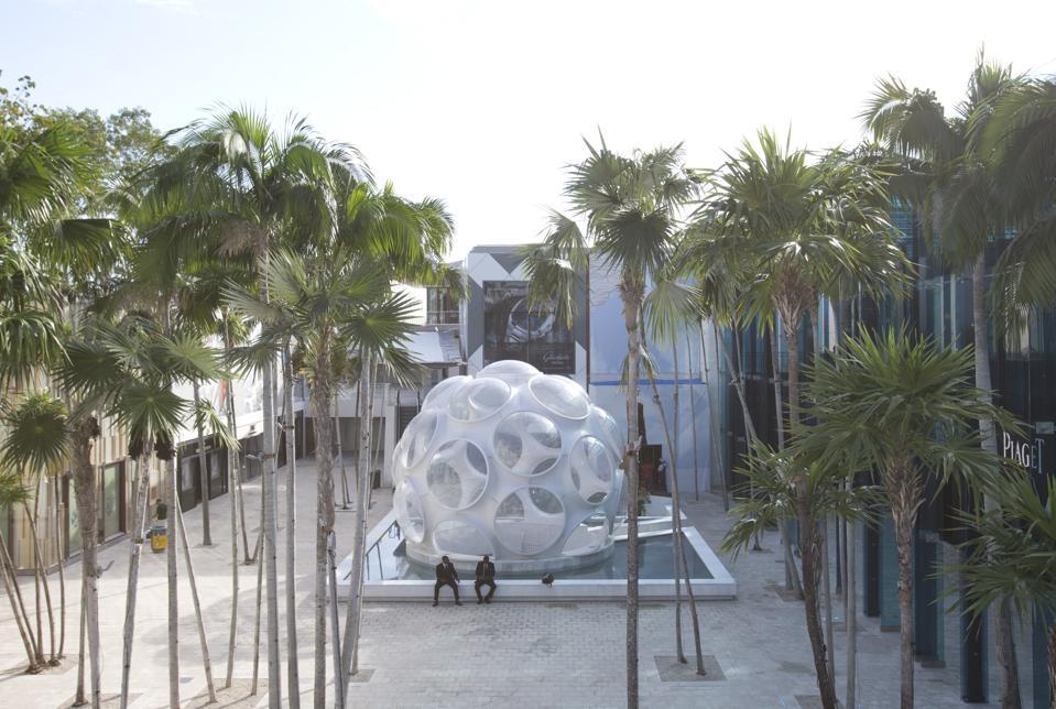 Travel Trip Neighborhoods Miami Design District