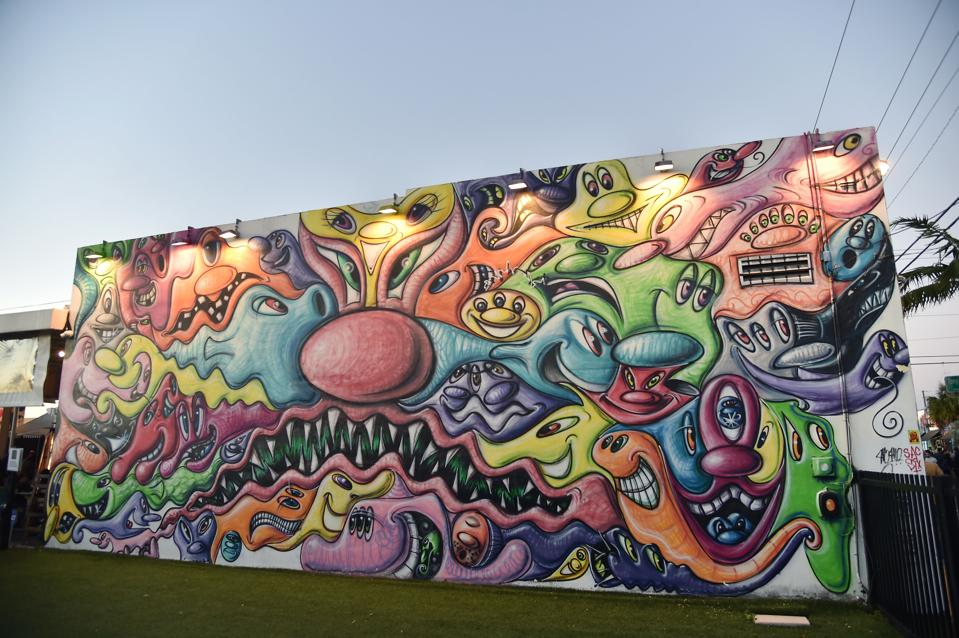 Wynwood Walls with Peter Tunney