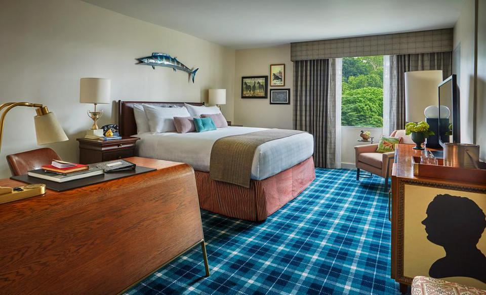 Graduate Charlottesville hotel accommodations university virginia affordable lodging