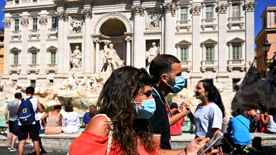 ITALY-HEALTH-VIRUS-LIFESTYLE-TOURISM-CULTURE