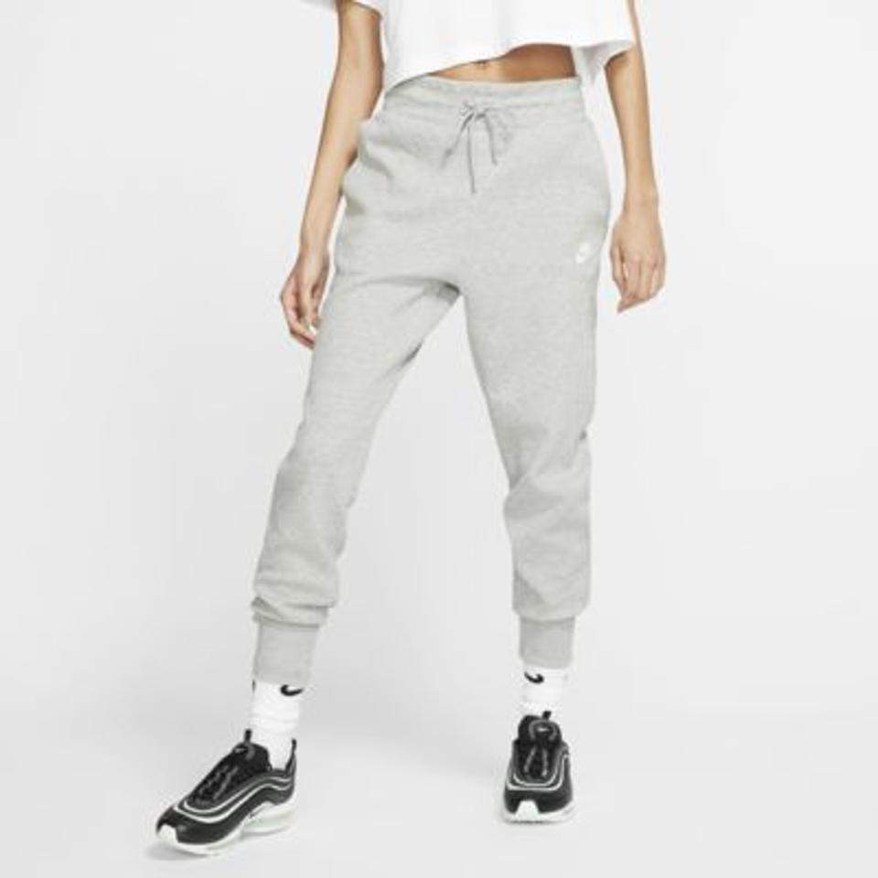 Nike women's gray sweatpants.