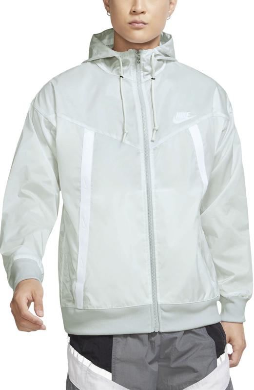Nike Windrunner jacket.