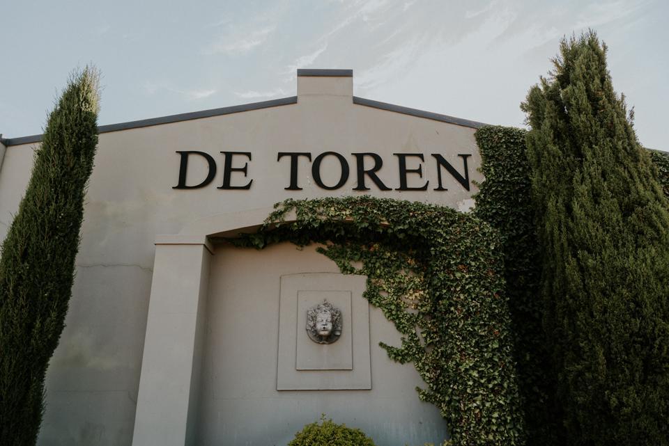 De Toren Private Cellar in Stellenbosch, South Africa