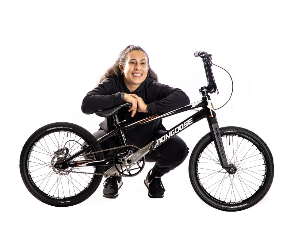 Sophia Foresta joins the Mongoose pro team and the USA BMX Foundation.