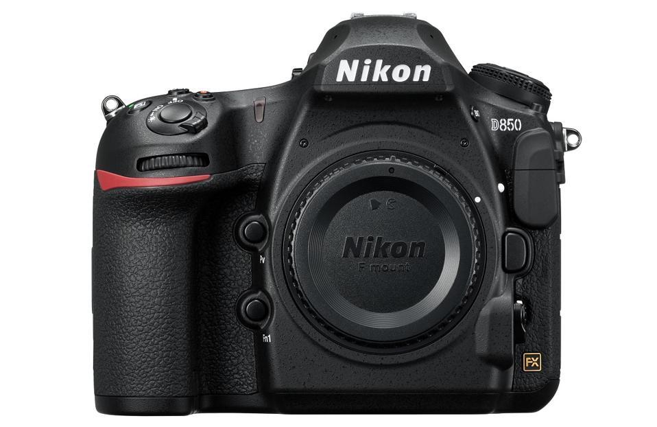 Nikon D850 DSLR 4k Video Camera (Body Only)
