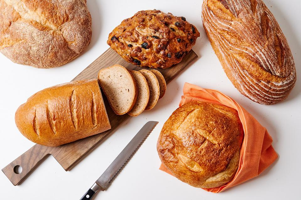 Zingerman's breads