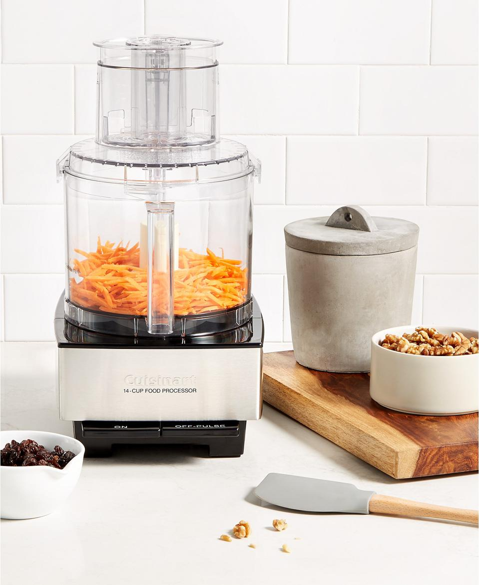Cuisinart DFP-14BCNY Custom 14-Cup Food Processor