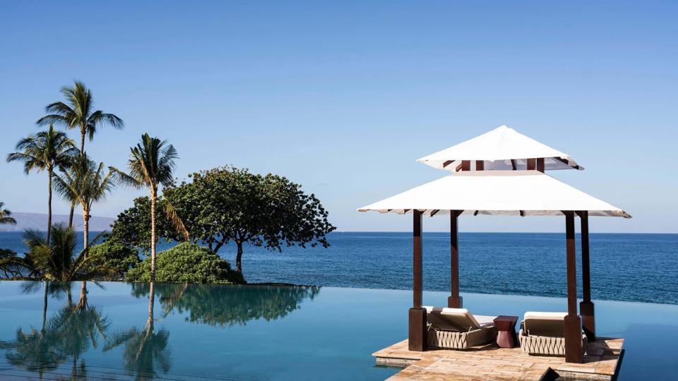 Wailea Beach Resort Maui Hawaii Hôtel gratuit