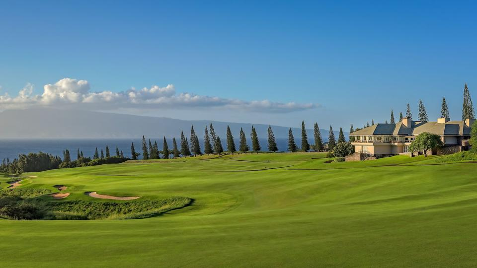 Ritz-Carlton, Kapalua Maui Hawaii Free Hotel Golf