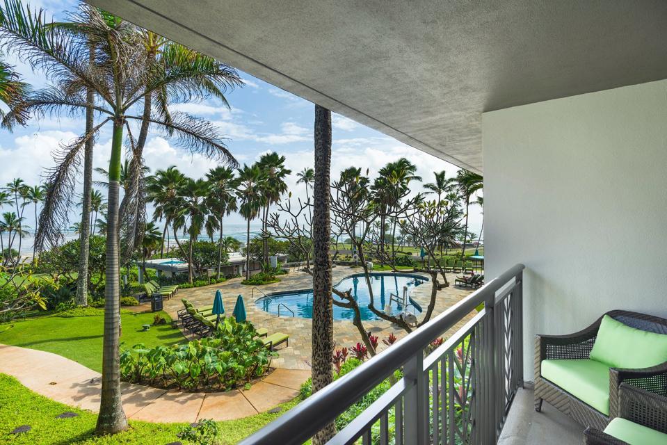 Hilton Garden Inn Kauai at Wailua Bay Hawaii Voyage gratuit dans une chambre d'hôtel