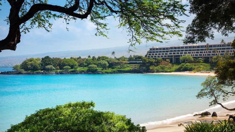Mauna Kea Beach Hotel Hawaii Chambre gratuite