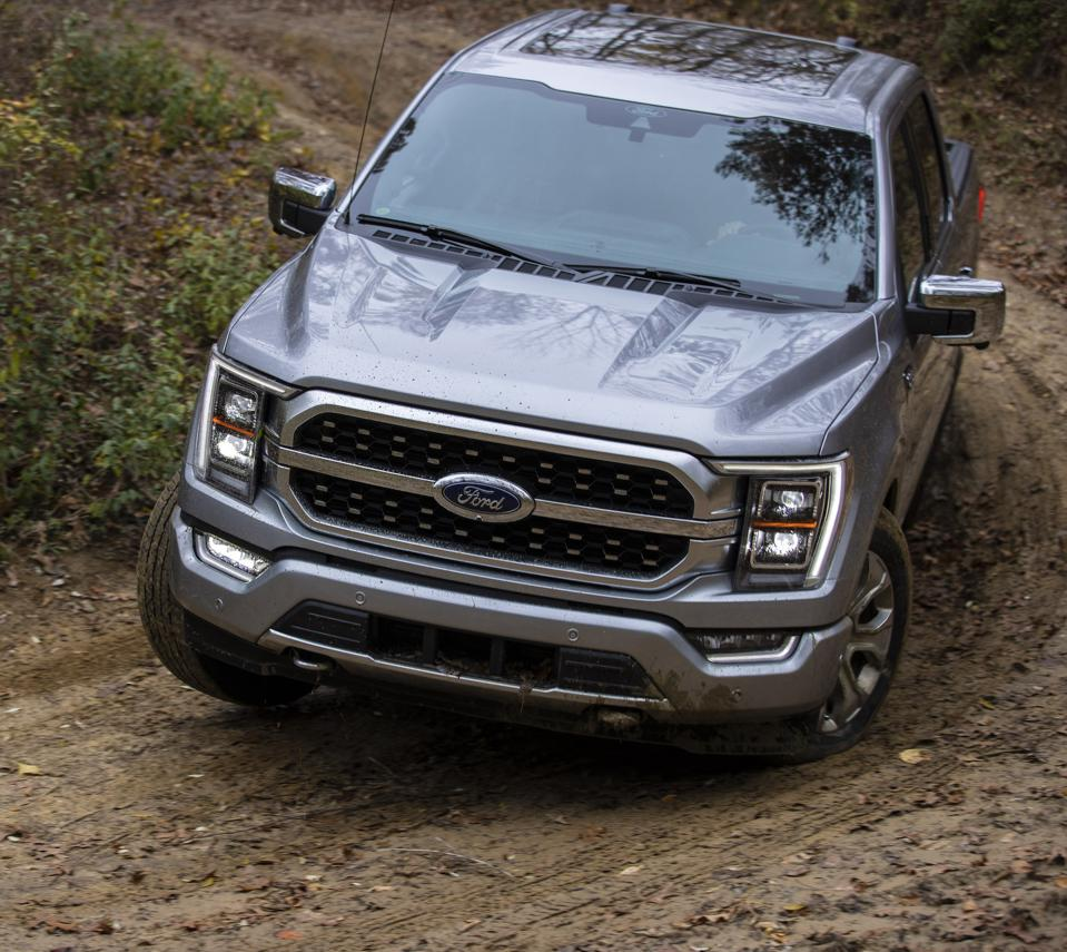 2021 Ford F-150 Off Road