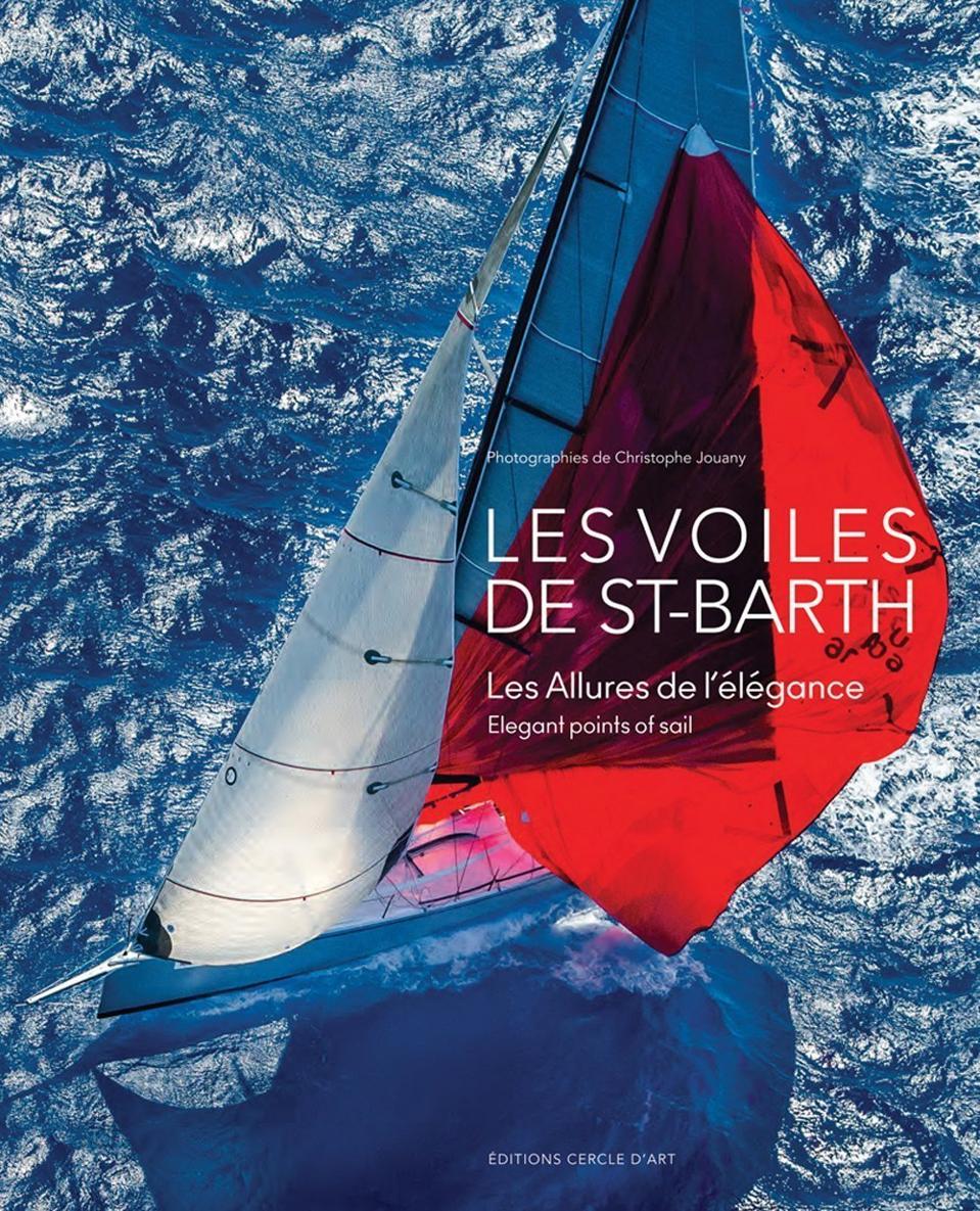 Book cover of Les Voiles de St-Barth