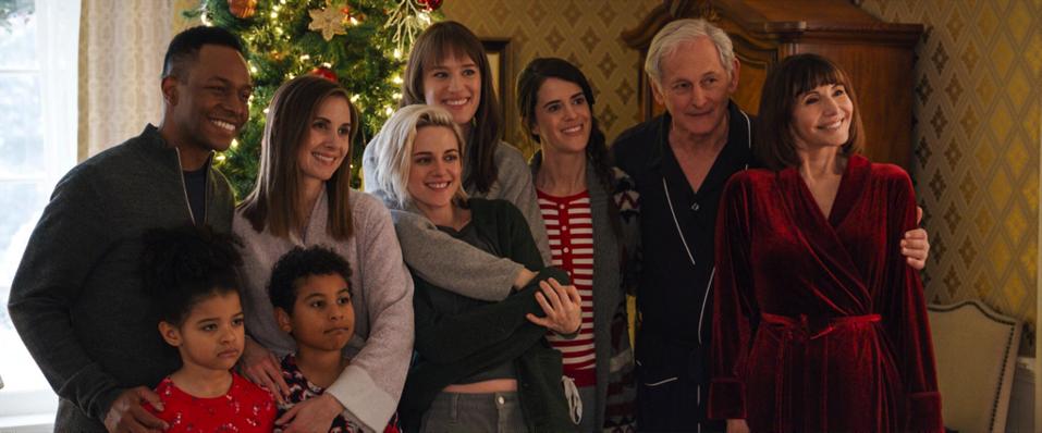 The cast of 'Happiest Season' film