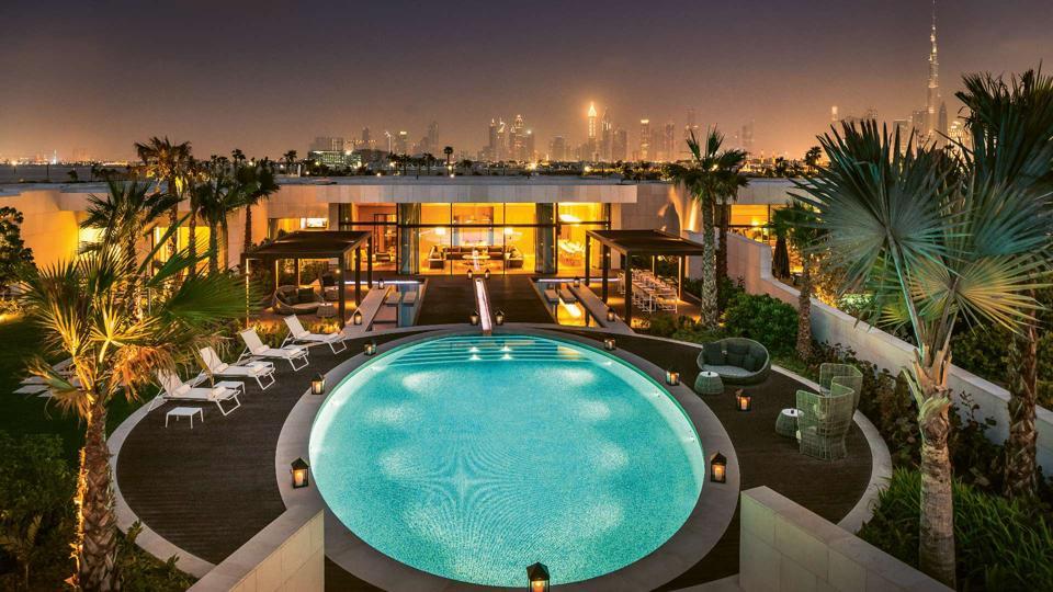 The Bvlgari Hotel, Dubai