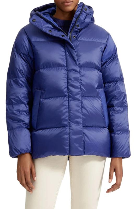 Down® Puffy Puff Water Resistant Hooded Jacket