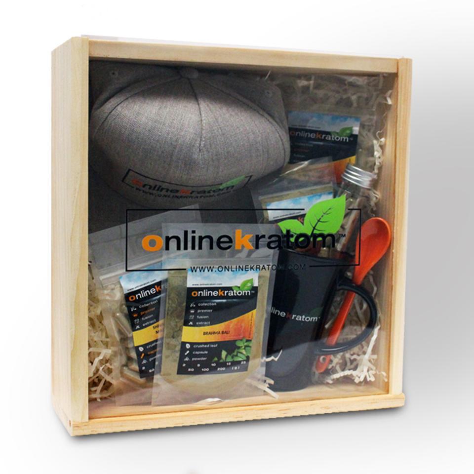Online Kratom Gift Box.