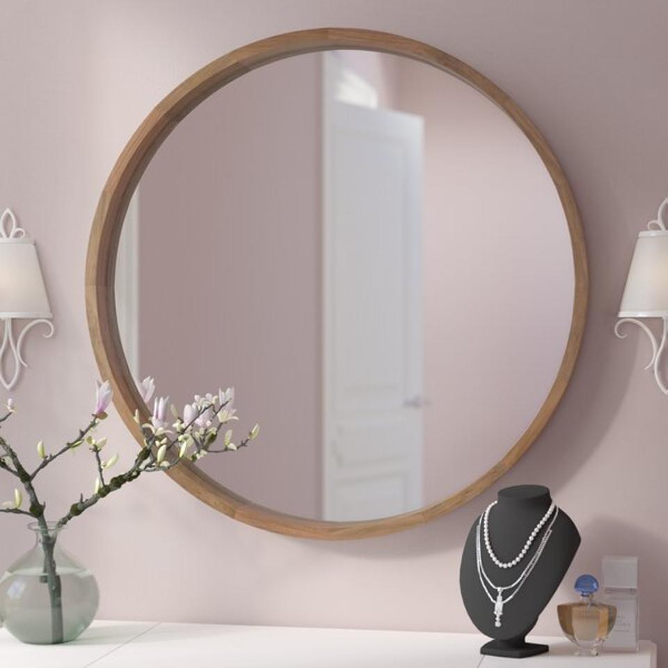 Loftis Modern & Contemporary Accent Mirror