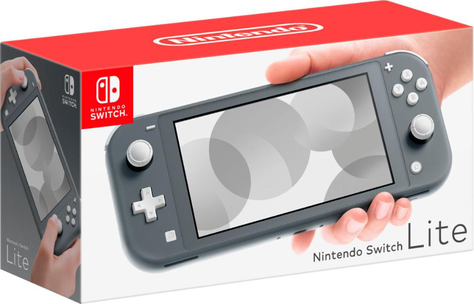 Nintendo Switch Lite in Gray