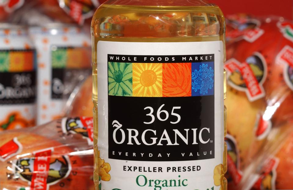 Private label brand 365 Everyday Value from Amazon